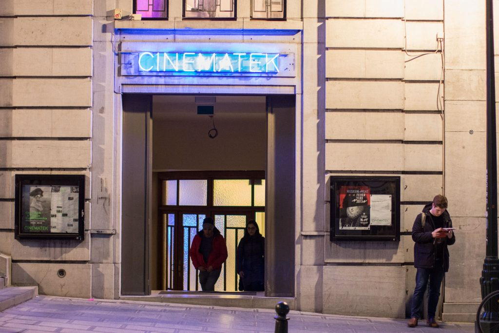 Calendrier Cinematheque.Brussels Museums Nocturnes